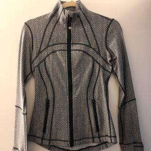 Lululemon gray define jacket - Limited Edition